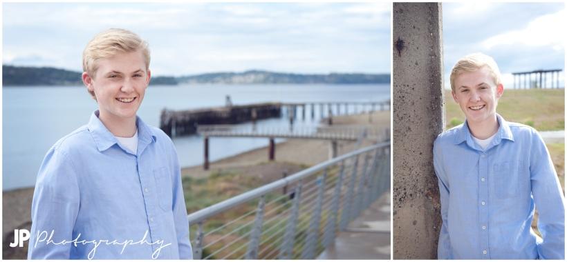 Tacoma Senior Photographer