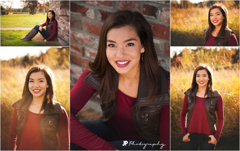 Tacoma puyallup senior photo